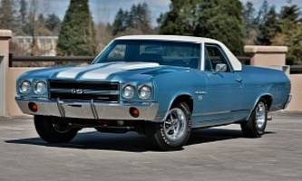 highly optioned chevrolet el camino ss is looking for a new owner