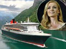 katherine jenkins to serenade imagine cruising passengers