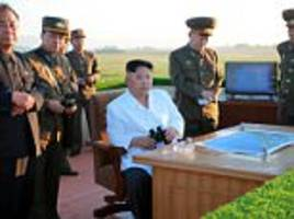 North Korea fires unidentified object from its coast