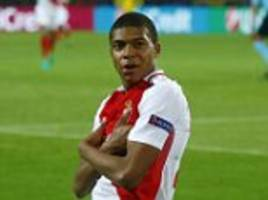 varane would be delighted to see mbappe join real madrid
