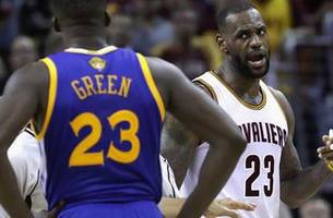 LeBron James explains why the Warriors might not be the greatest team he's faced