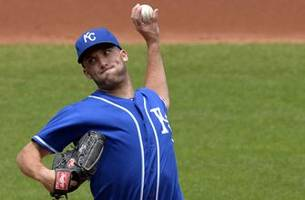 duffy takes the hill as royals look to complete sweep of indians