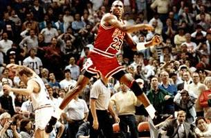 michael jordan's best plays from each of his 13 nba playoff appearances