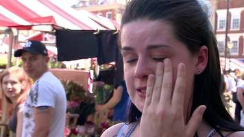 manchester attack survivor: i won't let it stop me