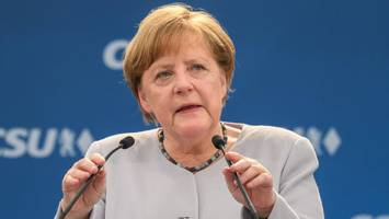 In Watershed Moment Merkel Says Germany Can No Longer Rely On America