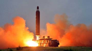 north korea launches another ballistic missile, 12th in 2017