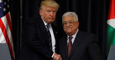 you tricked me - trump reportedly rages at palestine's abbas for 'lying to him'