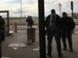 Newark Airport Partially Evacuated Over Pressure Cooker Scare
