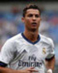 real madrid can't take the credit for developing cristiano ronaldo - michael owen