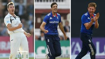 finn among trio called up by england for third odi