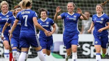 wsl highlights: chelsea 7-0 liverpool