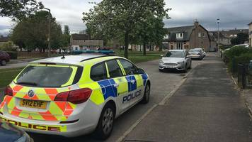 two injured after street disturbance in aberdeen