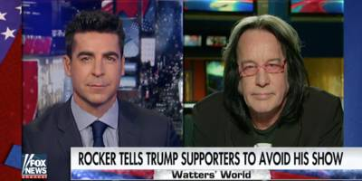 watch todd rundgren premiere his new anti-trump music video on fox news