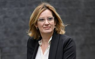 home secretary amber rudd denies she wanted an encryption ban