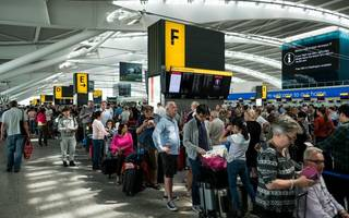 raft of heathrow flights cancelled as travel troubles continue for ba