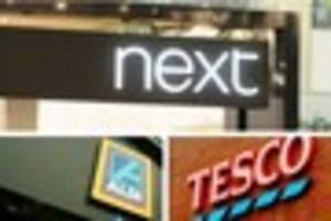 derby shoppers using aldi, next and tesco warned of product...