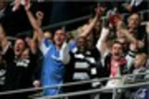 Derby County 10 years since Wembley: Where are they now?