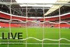 LIVE: Derby County v West Bromwich Albion - 2007 Championship...