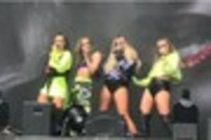 little mix's radio 1 big weekend performance cut from iplayer as...