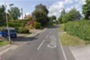 plastic furniture and portable loos damaged in lorry fire