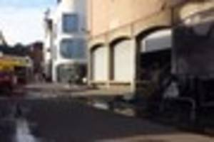 Primark in Lincoln evacuated as firefighters rush to tackle blaze