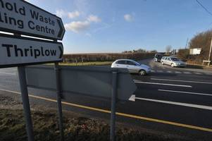Motorcyclist suffers serious life-changing injuries after Cambridgeshire crash