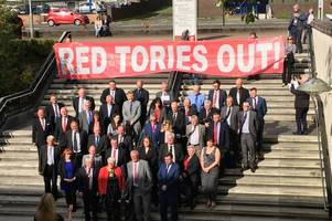 SNP call for suspension of Labour councillors after back room deal with Tories