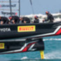 Live blog: Louis Vuitton America's Cup qualifiers - day 2