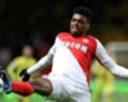 monaco's jemerson hoping to end 'magical' season by keeping messi quiet