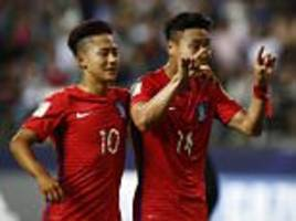 barcelona's south korean pair lee and paik won't be rushed