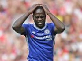Chelsea's Antonio Conte: Moses is 'an honest player'