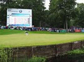 wentworth to suffer with pga championship set to move date