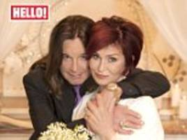 sharon osbourne admits humilation at ozzy's infedelity