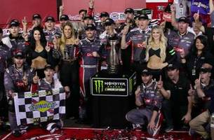 winner's weekend: austin dillon - charlotte | nascar race hub