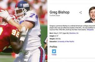 The Other Greg Bishop: An SI writer's search for the NFL player who shares his name