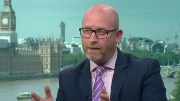 ukip's paul nuttall suggests internment for terror suspects