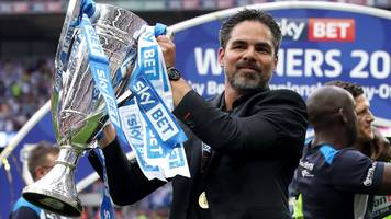 huddersfield players 'have gone from heroes to legends'
