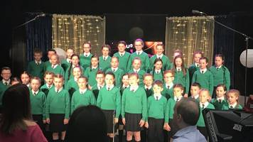 st patrick's primary school choir knocked out of britain's got talent