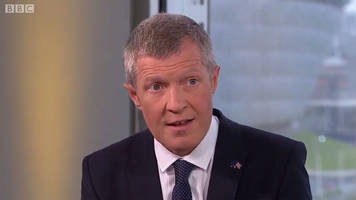 willie rennie: scots don't want second independence vote