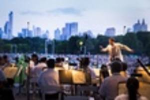 ny philharmonic announces free park concerts in june