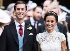 Pictures of Pippa Middleton and James Matthews' Tropical Honeymoon Surface
