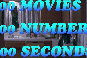 watch a supercut of famous film characters counting down from 100