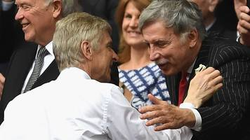 Wenger meets Kroenke to decide Arsenal future