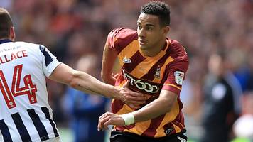 James Meredith: Millwall sign Bradford City left-back on two-year deal from 1 July
