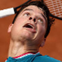 raonic into french open second round