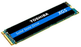 Toshiba Unveils NVMe™ SSDs Using 64-Layer, 3D Flash Memory