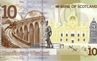 another new polymer banknote design has been revealed