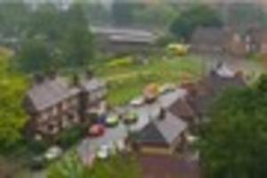 Neighbours saddened by discovery of body in Derby's River Derwent