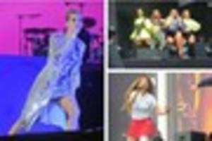 Little Mix, Katy Perry and Rita Ora reveal reveal backstage Radio...