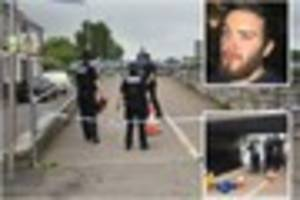 police continue exeter quay search for missing 24-year-old